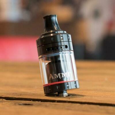 Geek Vape - Ammit MTL RTA Tank 24mm أميت تانك سحبة سيجارة من جيك فيب