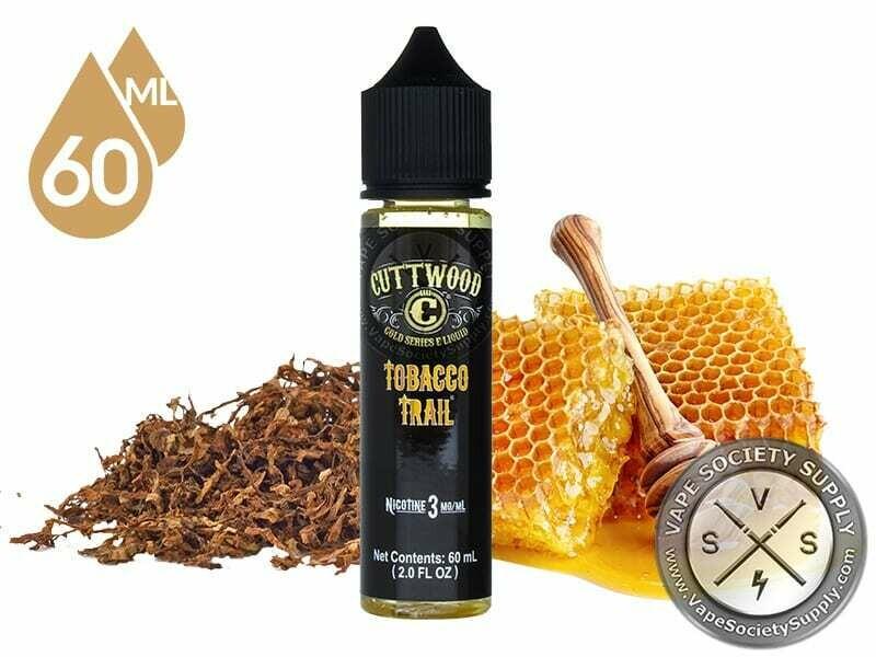 CUTTWOOD - Tobacco Trail توباكو مع عسل من كت وود