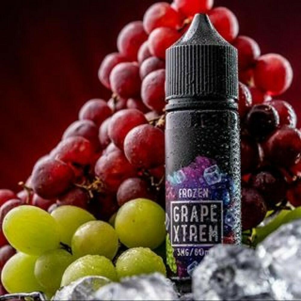 Sam Vapes - Frozen Grape Xtrem نكهة العنب البارد من سام فيبس