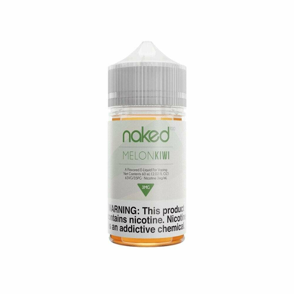 NAKED 100 - Melon Kiwi (Previously Known as Green Blast) نيكد شمام وكيوي