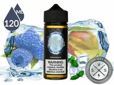 Ruthless - Antidote on Ice 120ml روثليس مانجو وتوت أزرق بارد