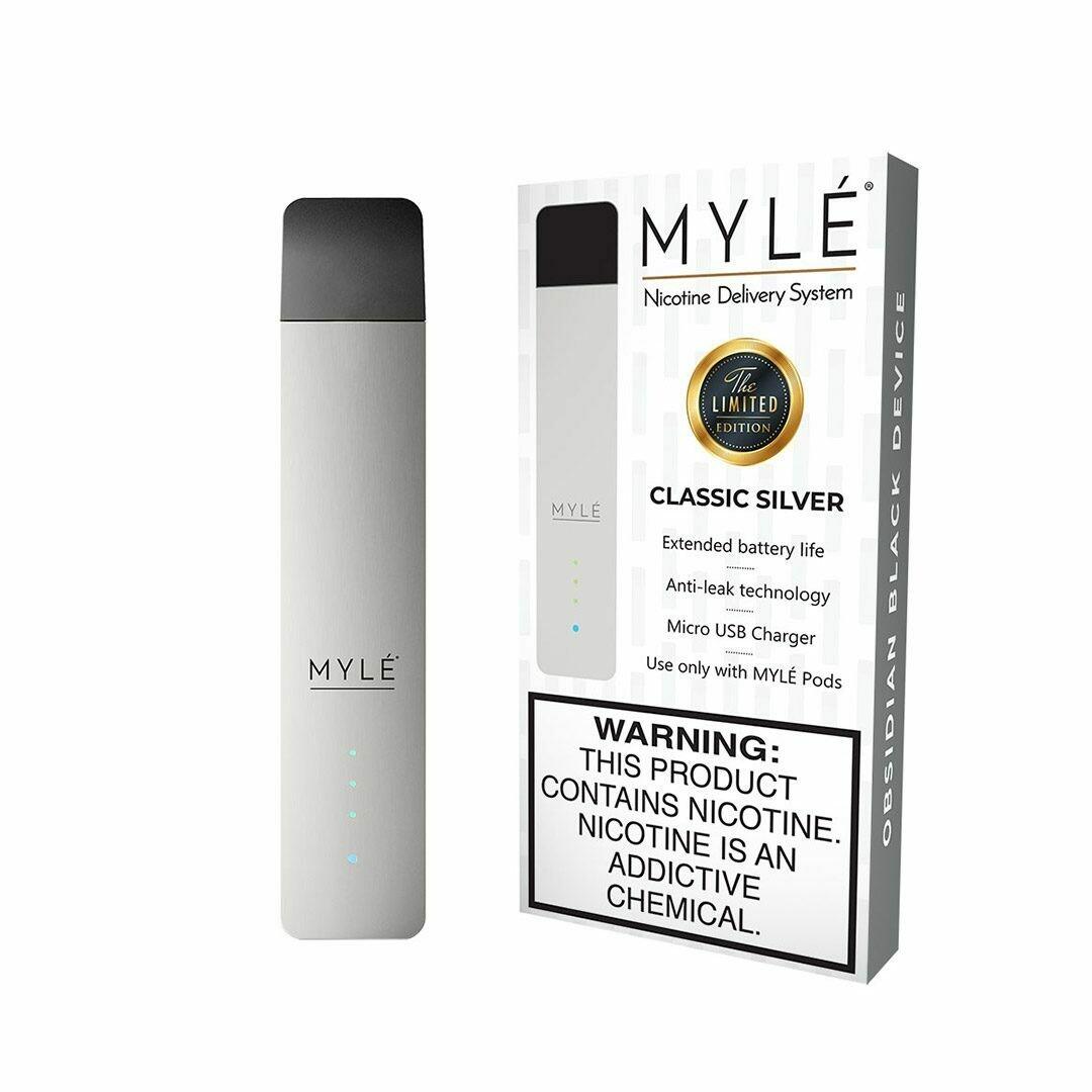 Myle Pod System The Magnetic Version  جهاز مايلي سحبة سيجارة نسخة المغناطيس