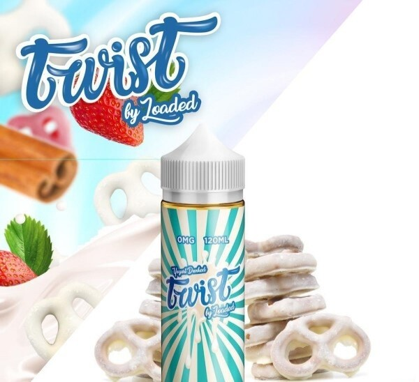 Yogurt Dunked from Twist by Loaded لوديد تويست بريتزلز بكريمة الزبادي