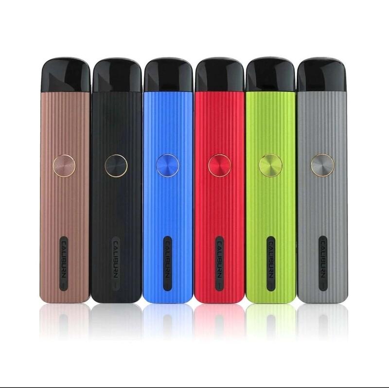Uwell Caliburn G Pod System جهاز سحبة سيجارة كاليبيرن جي من يوويل