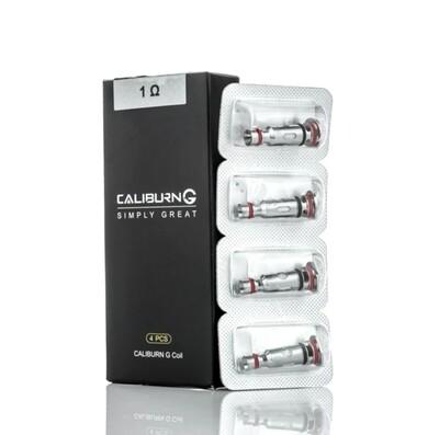 Uwell Caliburn G Replacement Coils (4 PCs)  كويلات يوويل كاليبيرن جي سحبة سيجارة