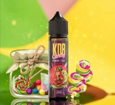 KOB Candy - كي او بي كاندي الدراجون فروت مع كيوي وتوت مع لمسة من السلشي