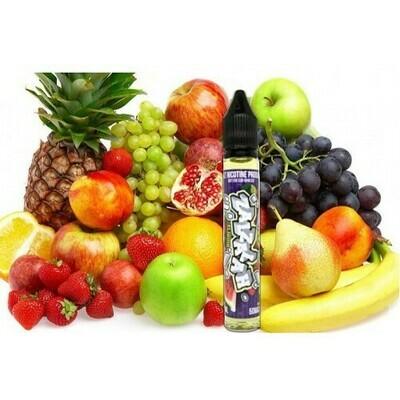 Zalzalah Mixed Fruit Salt Nicotine زلزلة فواكة مشكلة نيكوتين ملحي