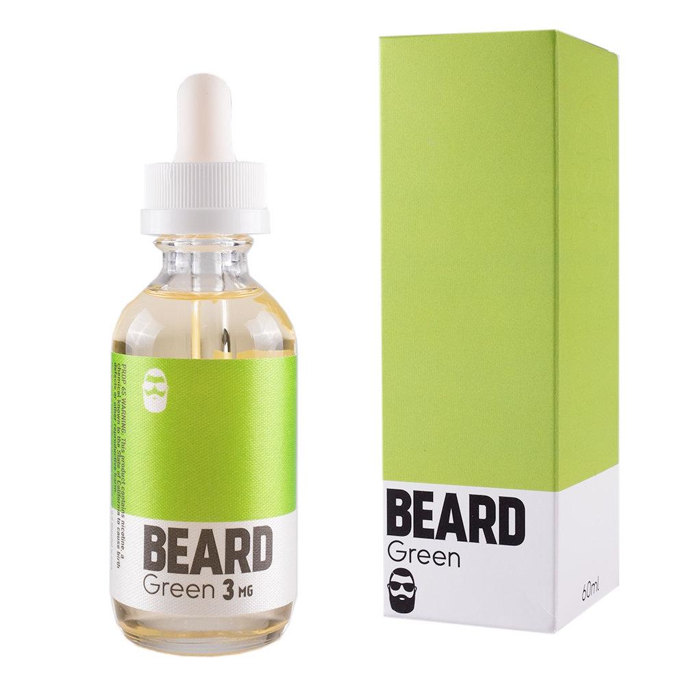 Beard - Green