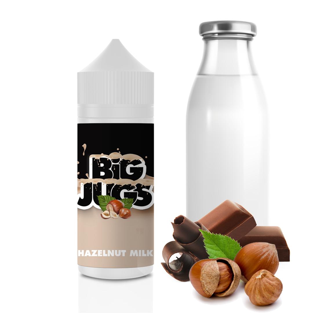 BIG JUGS - Hazel Nut Milk حليب بالبندق