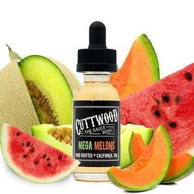 CUTTWOOD - Mega Melon