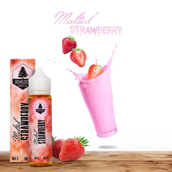 Malted StrawBerry