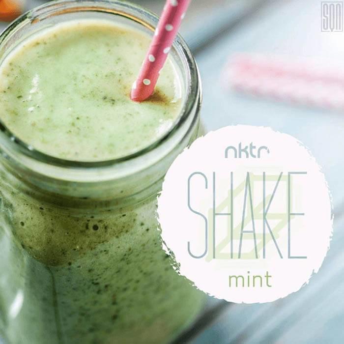 NKTR - Mint Shake
