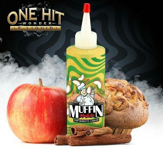 One Hit Wonder - Muffin Man كب كيك التفاح