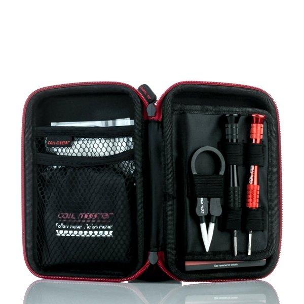 Coil Master Mini Tools Kit - شنطة عدة مصغرة من كويل ماستر