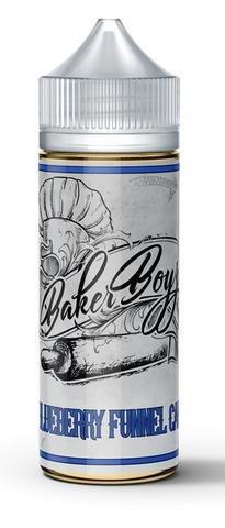 Baker Boys Blueberry Funnel Cake بيكر بويز كيكة البلوبيري