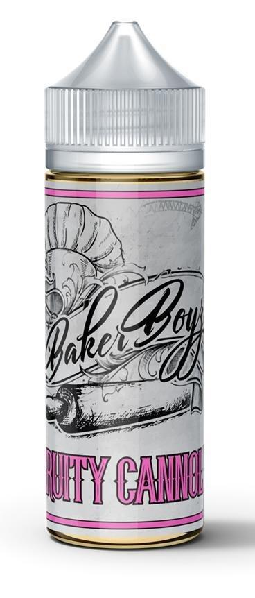 Baker Boy fruit cannolli