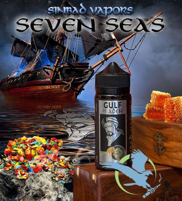 Seven Seas - Gulf of Aden البحار السبعة - خليج عدن