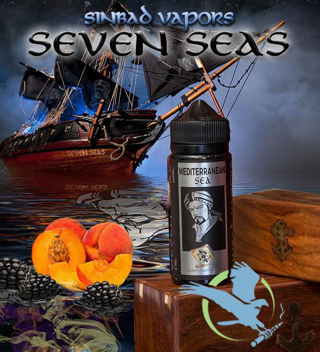 Seven Seas - Mediterranean Sea البحار السبعة - البحر الأبيض المتوسط