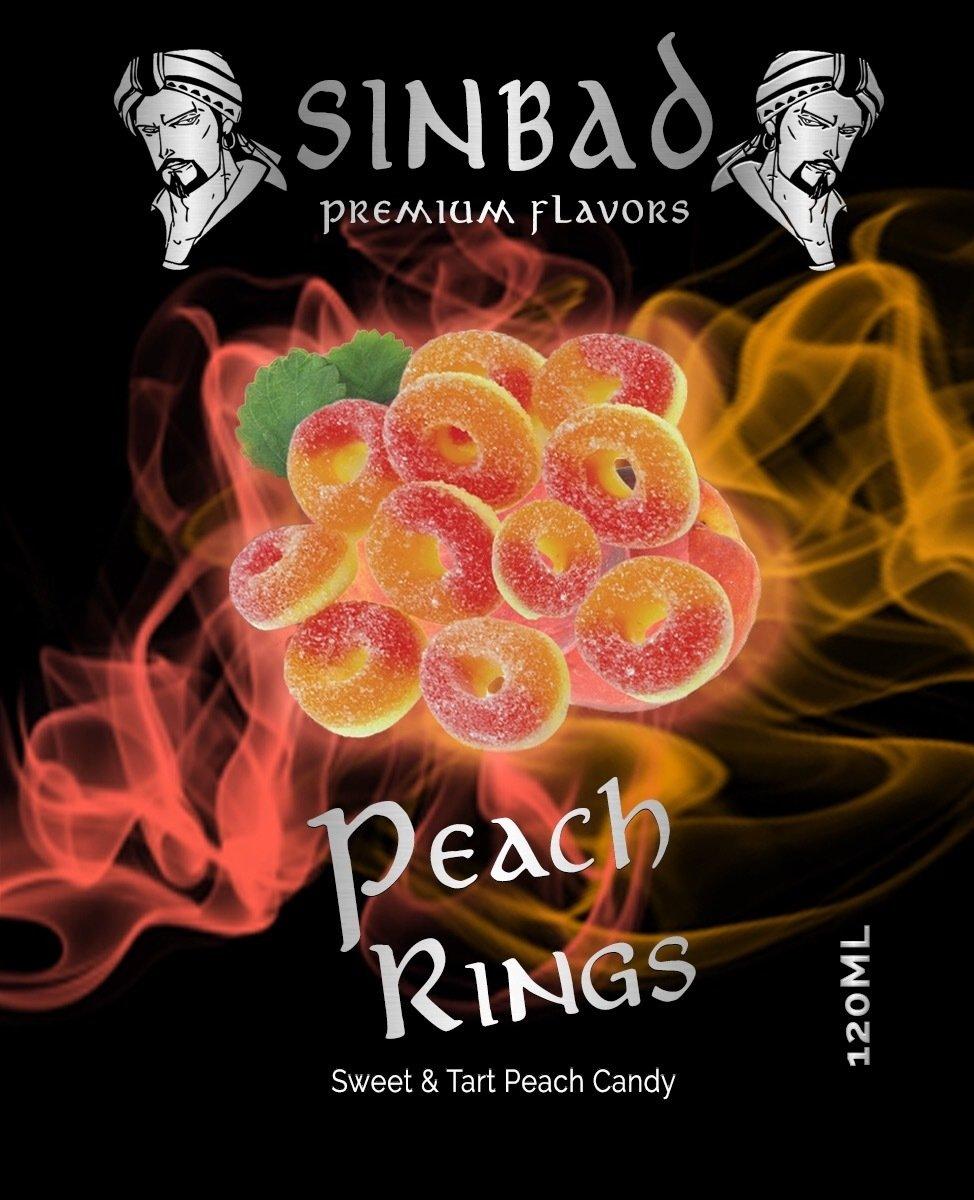 Sinbad Peach Rings سندباد خواتم الخوخ