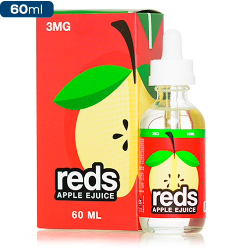 Reds Apples Ejuice - عصير تفاح من ريدز