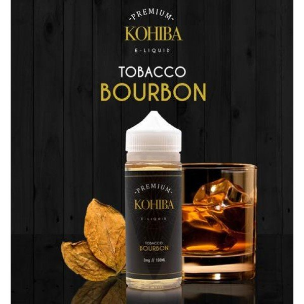 Kohiba - Tobacco Bourbon كوهيبا نكهة الويسكي مع التوباكو
