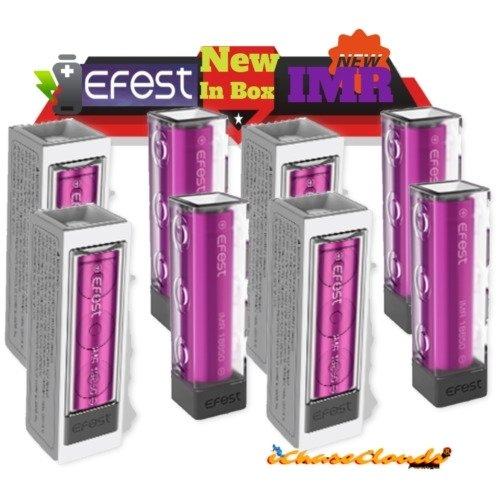 Efest Battery- 3000 mAh بطارية ايفيست