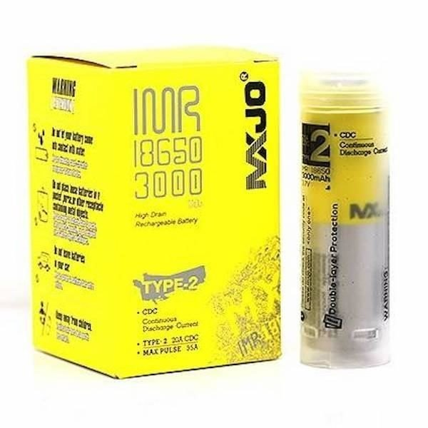 MXJO Battery- 3000 mAh بطارية ماكس جو