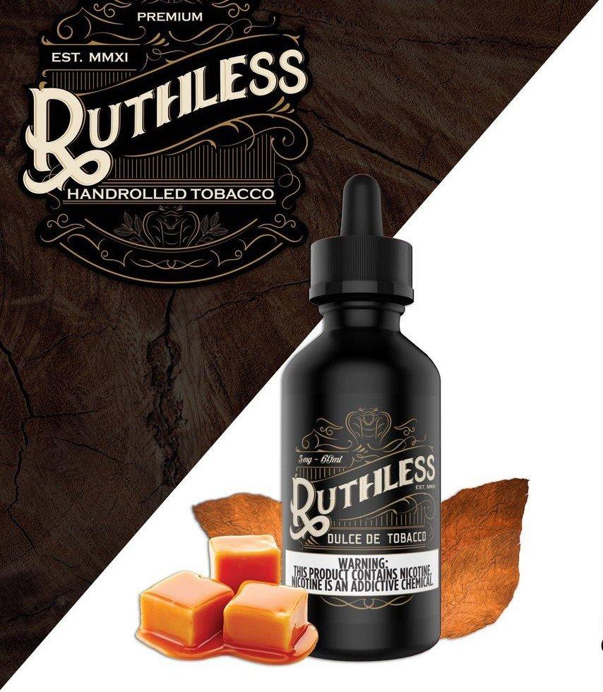 Ruthless Dulce De Tobacco روثليس توباكو وكاراميل