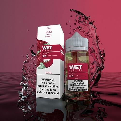 Wet Liquids Lychee ويت ليكويد ليتشي