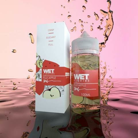 Wet Liquids Fuji Apple ويت ليكويد تفاح فوجي