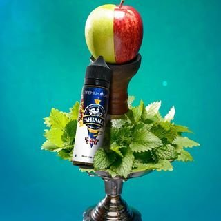 Dr. Fog Shisha Double Apple - دكتور فوج تفاحتين