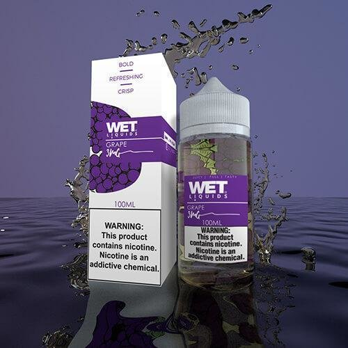Wet Liquids Grape ويت ليكويد عنب