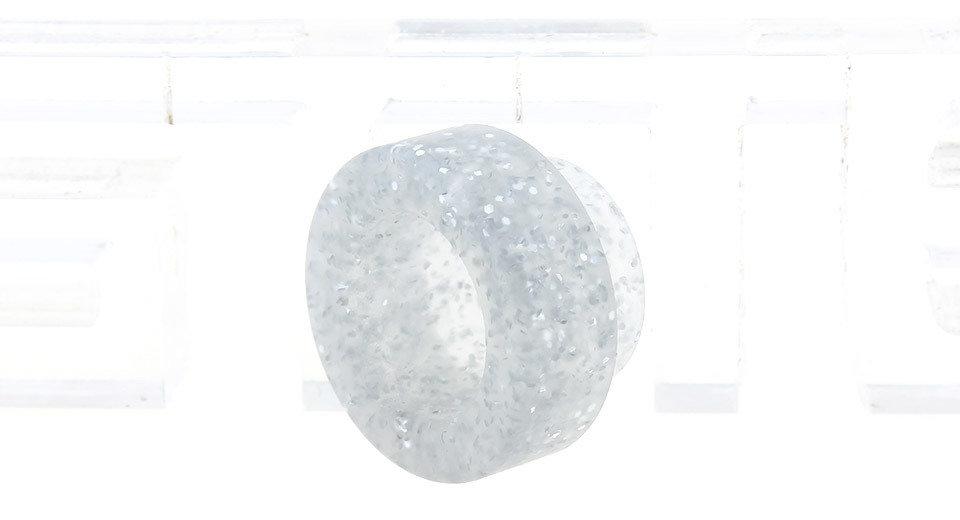 Silver Resin Drip Tip دريب تيب فضي مقاس 810