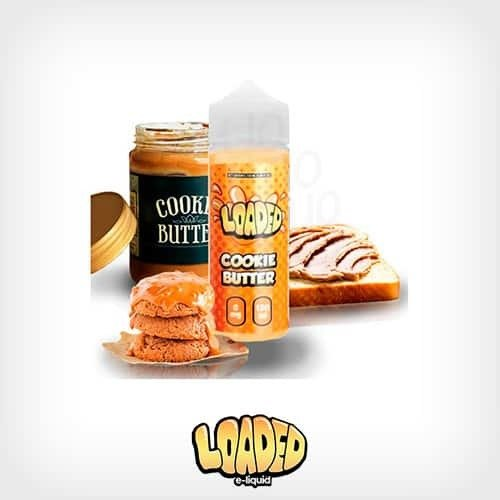 Loaded - Cookie Butter زبدة الكوكيز من لوديد