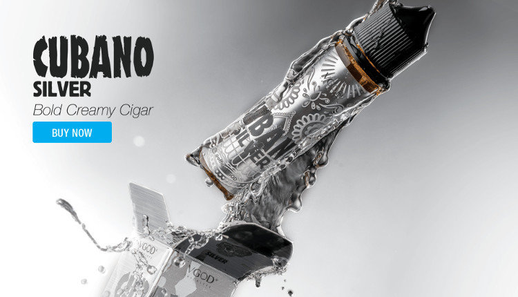 VGOD - Cubano Silver