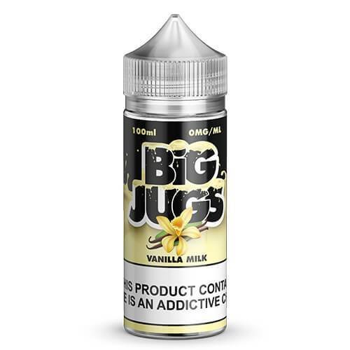 BIG JUGS - Vanilla Milk حليب بالفانيلا