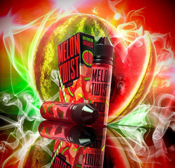 Melon Twist - Watermelon Madness ميلون تويست بطيخ