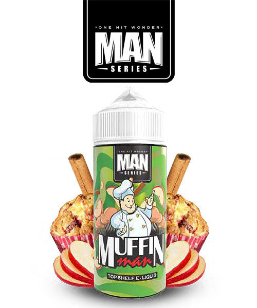 Muffin man by One Hit Wonder - مافن مان مافن كيك بالتفاح والقرفة من ون هت ووندر