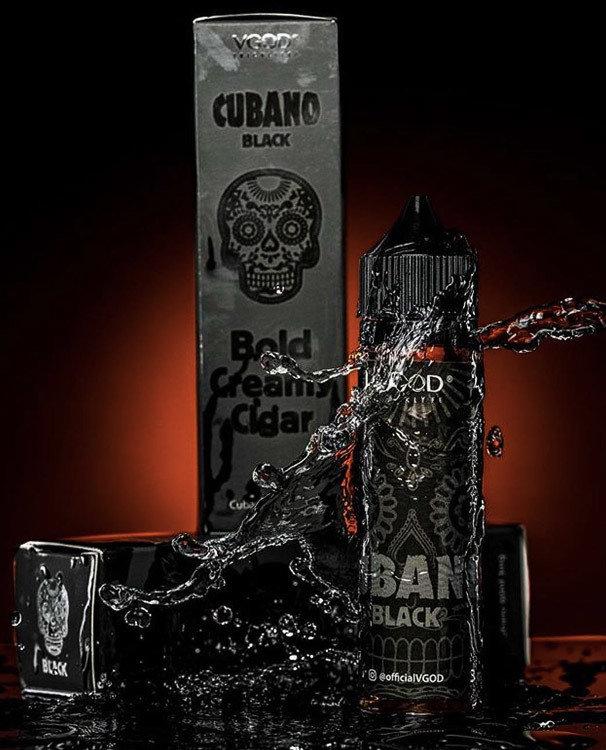 VGOD - Cubano Black في جاد كوبانو بلاك