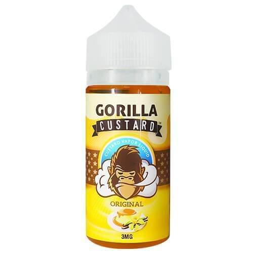 Gorilla Custard Original غوريلا كاستارد