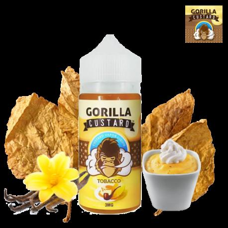 Gorilla Custard Tobacco  غوريلا كاستارد بالتبغ