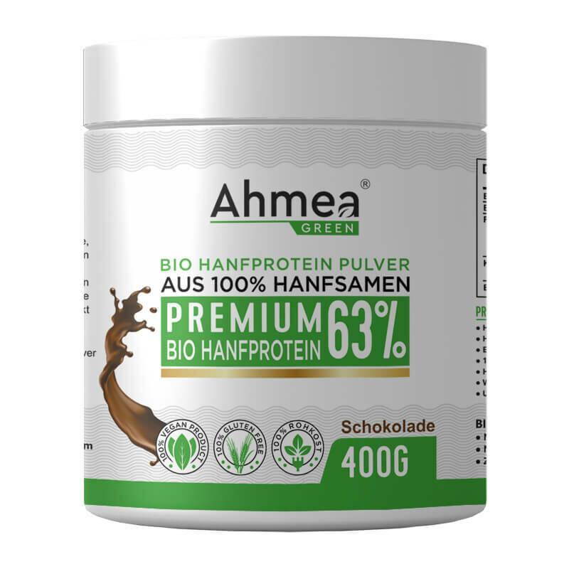 Bio Hanfprotein mit 63% Eiweiss - Chocolate