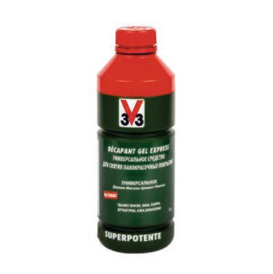 Средство для снятия лакокрасочных покрытий V33 DECAPANT 1 л