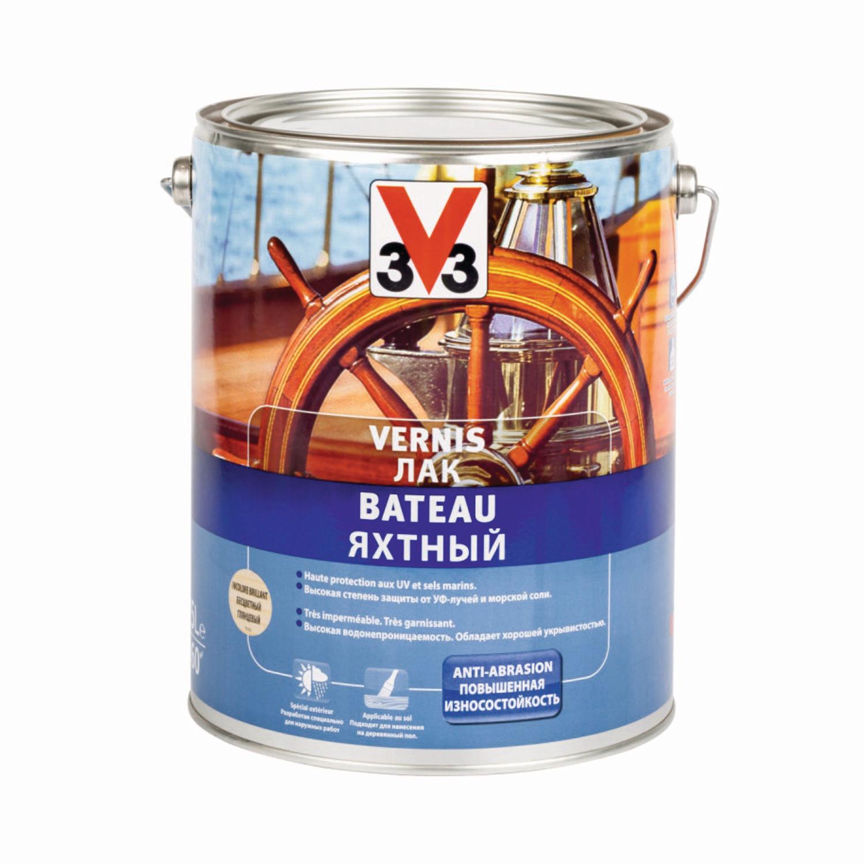 Яхтный лак V33 5 л