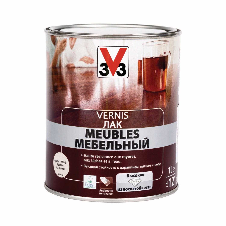 Лак для мебели V33 Vernis 1 л