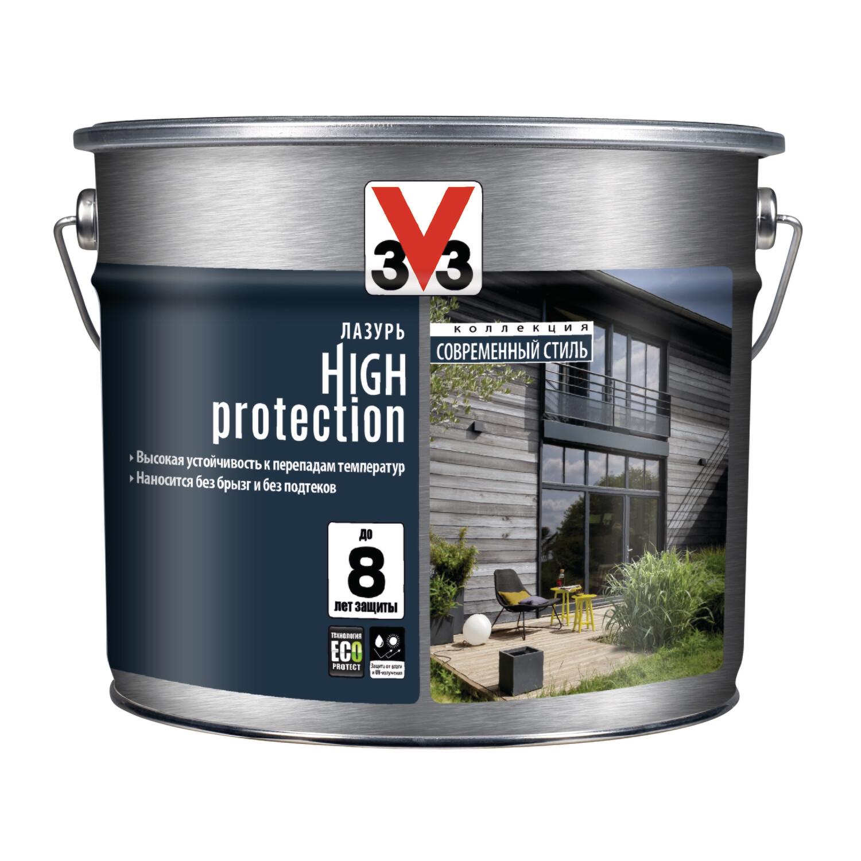 Лазурь Модерн V33 High Protection 9 л (СНЯТ С ПРОИЗВОДСТВА)