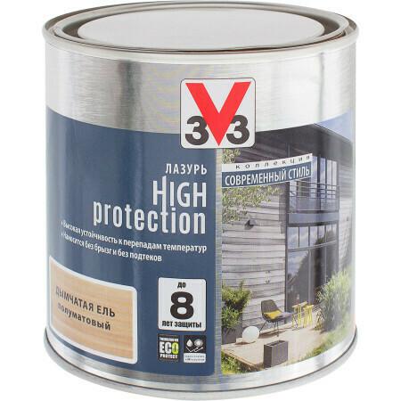 Лазурь Модерн V33 High Protection 1 л