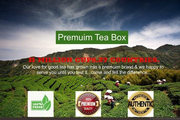 Premuim Tea Box