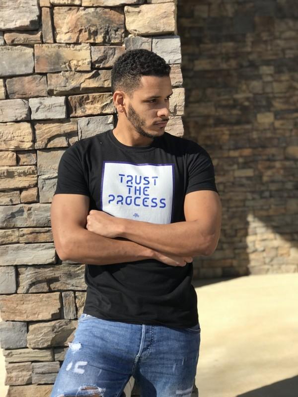 Trust The Process Short-Sleeve T-Shirt