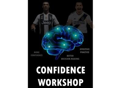 Confidence workshop + Winner Mindset Blueprint